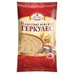 Kozub Hercules Flakes oatmeal 400g
