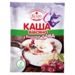 Kozub Oatmeal With Cherries And Chia Seeds 40g