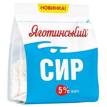 Yagotynske Cottage Cheese 5% 350g