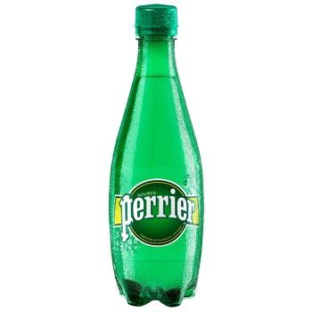 Sparkling natural mineral water Perrier plastic bottle 500ml France - buy, prices for CityMarket - photo 1