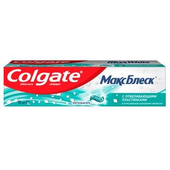 Colgate MaxBlisk Toothpaste 50ml - buy, prices for EKO Market - photo 1