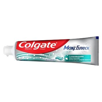 Colgate MaxBlisk Whitening Toothpaste 100ml - buy, prices for Auchan - photo 3