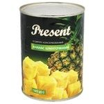 Present Pineapple Slices in Syrup 580ml 565g