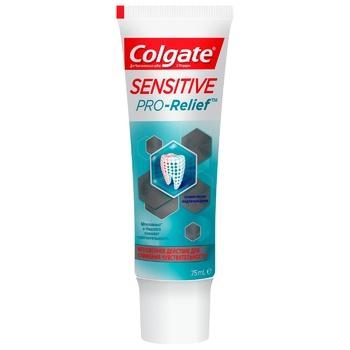 Colgate Sensitive Pro-Relief Toothpaste for Sensitive Teeth 75ml - buy, prices for EKO Market - photo 3
