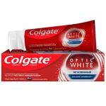 Зубная паста Colgate Optic White Мгновенный отбеливающая  75мл