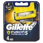 Gillette Fusion5 ProShield Replaceable Cartridges Shaving 4pcs