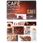 Napkin Plastic Coffee 43x29cm 290680