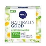 Nivea Naturally Good Face Cream for Sensitive Skin 50ml