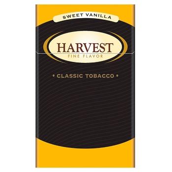 Цигарки Harvest Sweet Vanilla 20шт - купити, ціни на Ашан - фото 1