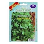 Elitsortnasinnia Leaf Parsley Seeds 20g
