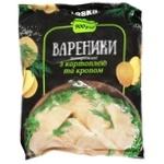 Вареники Laska с картофелем и укропом 900г