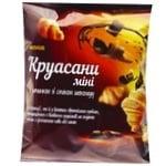 Круасани Novus Міні з шоколадом 180г