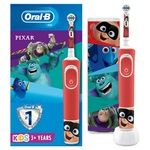 Oral-B Pixar for Children from 3 Years Electric Toothbrush + case