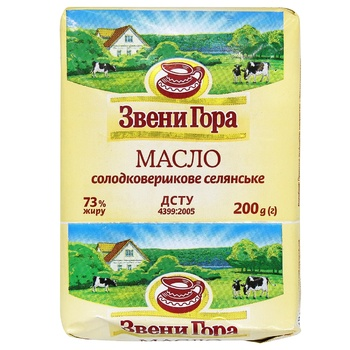 Zveni Gora  Sweet Cream Butter 73%