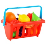 Polesie Toy Set Products With Basket №2