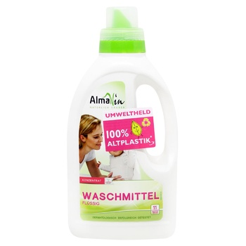 Means Almawin for washing 750ml Germany
