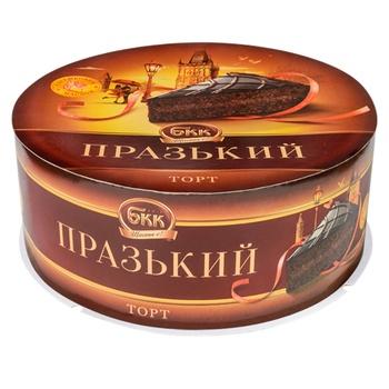 BKK Prague cake 850g - buy, prices for EKO Market - photo 1