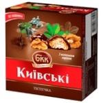 Тістечко БКК Київський горіх 200г