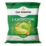 Three Bears Vareniki With Cabbage 400g