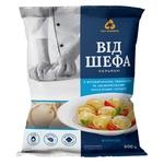 Three Bears Vid Shefa Firmovi Dumplings with beef pork and fresh-ground nutmeg 800g