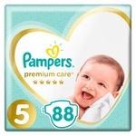 Подгузники Pampers Premium Care размер 5 11-16кг 88шт