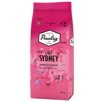 Кава Paulig Sydney мелена 250г - купити, ціни на ЕКО Маркет - фото 1