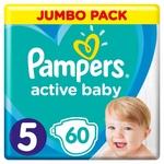 Подгузники Pampers Active Baby 5 11-16кг 60шт