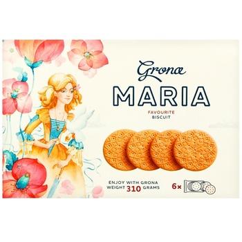 Печенье Grona Maria 310г