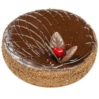 Торт БКК Пражский с вишней 850г - купить, цены на ЕКО Маркет - фото 2