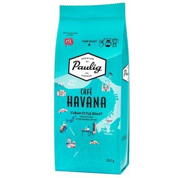 Кава Paulig Cafe Havana мелена 250г - купити, ціни на ЕКО Маркет - фото 1