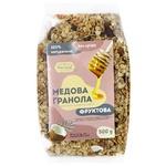 Гранола Oats&Honey фруктова 500г