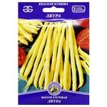 Семена Семена Украины Гигант Фасоль кустовая Ляура 15г - купить, цены на Novus - фото 1