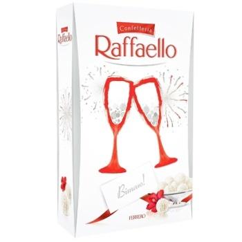 Конфеты Raffaello хрустящие 80г - купить, цены на ЕКО Маркет - фото 3