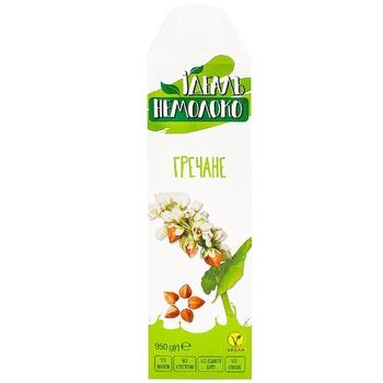 Напиток Идеаль Немолоко гречневый ультрапастеризованный 2,5% 950г