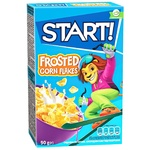 Start! Frosted Corn Flakes Dry Breakfast 90g