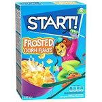 Start! Frosted Corn Flakes Dry Breakfast 280g