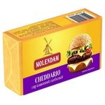Сыр плавленый Молендам Чеддарио 50% 70г