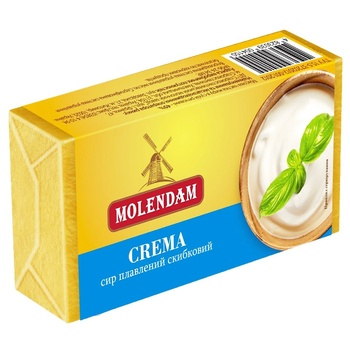 Molendam Crema Processed Cheese 45% 70g
