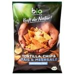 Тортилья Bio Zentrale с солью 125г