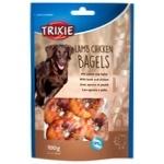 Trixie Premio Lamb and Chicken Rings Dog's Delicacy 100g
