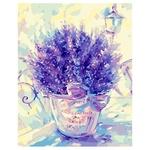 Ideyka КНО2041 Lavender Present Creative Set 40x50cm