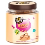 Lolo Pets Classic with Banana Flavor for Dogs Biscuits 210g