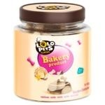 Lolo Pets Classic with Vanilla Flavor for Dogs Biscuits 210g