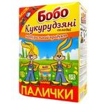 Палички кукурудзяні Бобо солодкі 140г