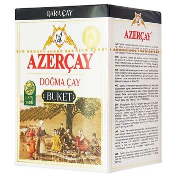 Чай чорний Azercay Buket 100г - купити, ціни на Ашан - фото 1