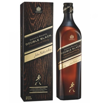 Johnnie Walker Double Black Wiskey 0,7l - buy, prices for Auchan - photo 1