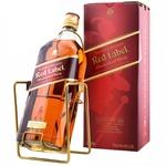 Віскі Johnnie Walker Red Label в коробці 40% 3л