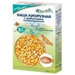 Каша Fleur Alpine безмолочная гипоалергенная кукурузная с пребиотиками для детей с 5 месяцев 175г