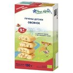 Печенье Fleur Alpine овсянное для детей с 9 месяцев 150г
