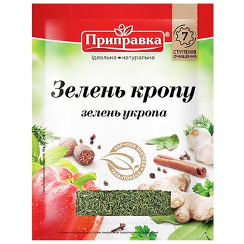 Pripravka Dill Spices 10g - buy, prices for EKO Market - photo 1